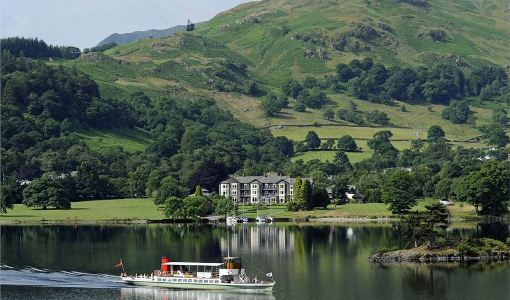 Cumbria Wedding Bands Venue - Windermere
