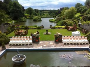 Wedding Bands Staffordshire Venue - Consall Hall