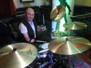 Manchester Wedding Band LeFunk electronic drums